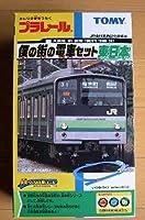 プラレール 限定 ぼくの街の電車のセット 東日本