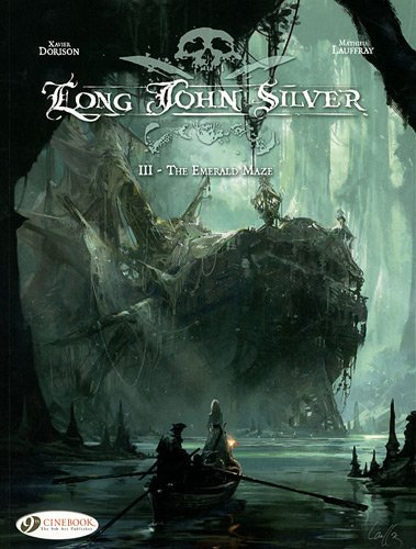 Long John Silver - tome 3 The emerald maze (31)