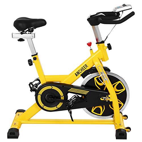 ANCHEER Indoor Cycling Bike - B3008
