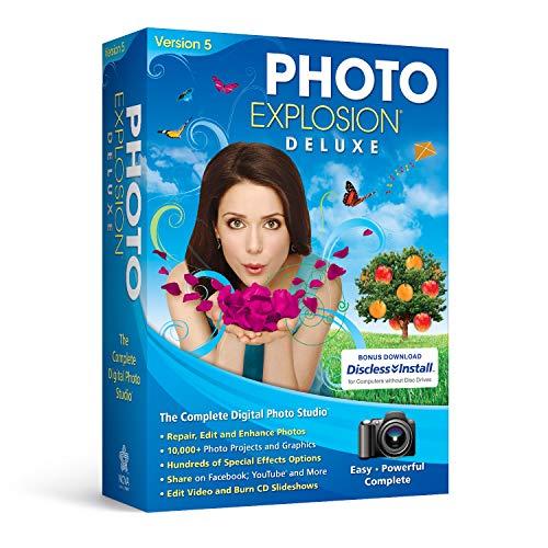 Price comparison product image Photo Explosion Deluxe 5.0