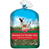 Kaytee Timothy Hay 2ND Cut for Flavorful & Balanced Nutrition, 6.5 lb