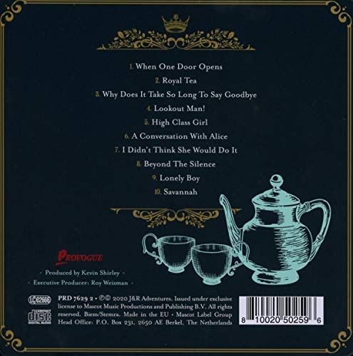 Royal Tea (Deluxe Limited Edition TIn Case)