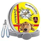 dothnix Collares Antiparasitos para Perros y Gatos contra Pulgas, Garrapatas y...