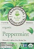 Traditional Medicinals Tea Peppermint Organic, 16 ct
