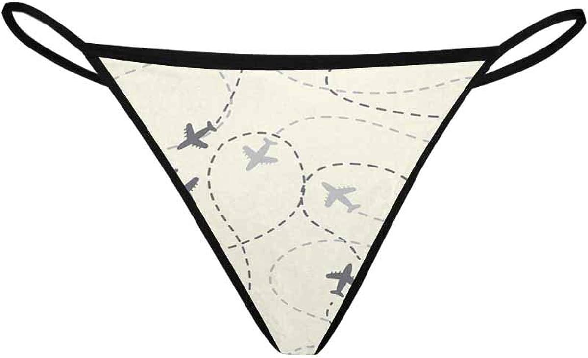 InterestPrint G-String Thongs Panties Minneapolis Mall Limited price for Women Underwear Animal