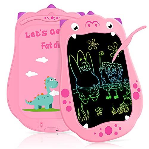 LET'S GO! Tablero Mágico Tablero de Escritura a Mano para Niños Tablero de Graffiti - Juguetes de Regalo para Niños