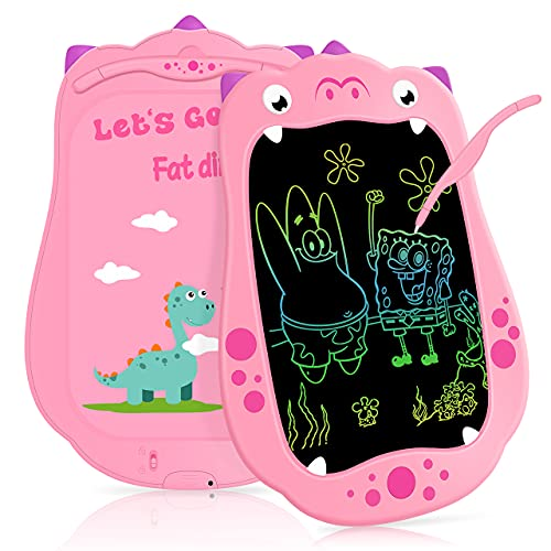 LET'S GO! Toys for 3 4 5 6 7 8 Year Old Girls, LCD Writing Tablet Kids Girls...