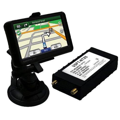 Great Price! Spy-MAX Security Products NT-X5 B Personal Navigation Device, Includes Free eBook