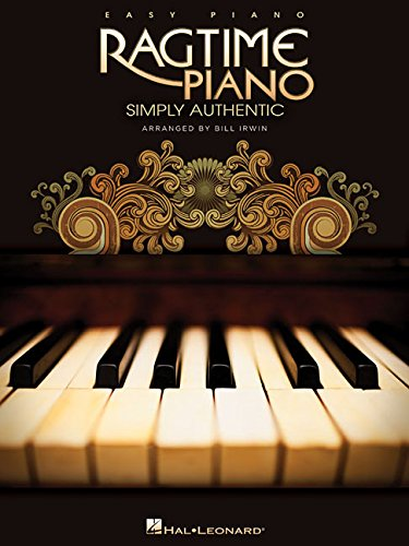 Easy Ragtime Piano - Simply Authentic: Noten für Klavier (Easy Piano Songbook)