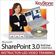 Sharepoint 3.0 End User Instructor-based Video Training