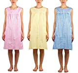 3 Pack of Shift Duster Dress - Medium to 3X Available (509) (Pack A, Extra Large)