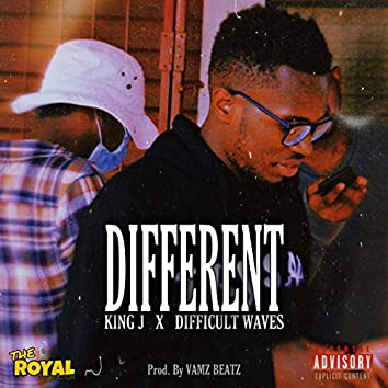 Different (feat. Difficult Waves)