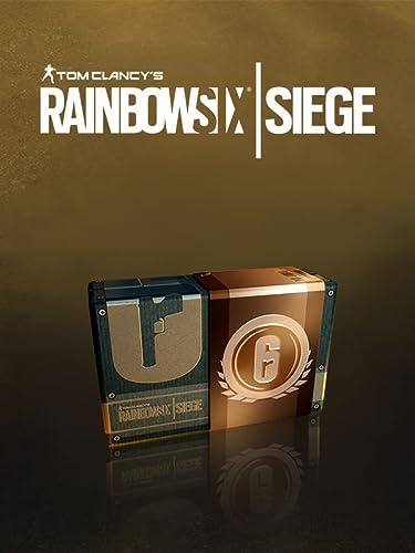 Tom Clancy's Rainbow Six Siege - Pack de 600 Crédits [Code Jeu PC - Uplay]