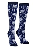 Official Sanshee Dragon Age Grey Warden Pattern Combed Cotton Knee Socks …