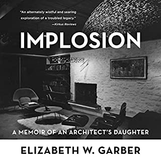Implosion audiobook cover art