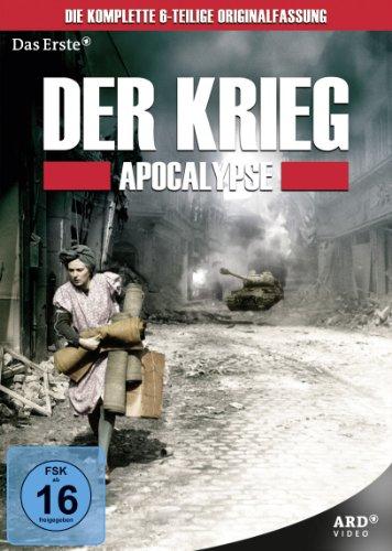Der Krieg - Apokalypse (6 DVDs)