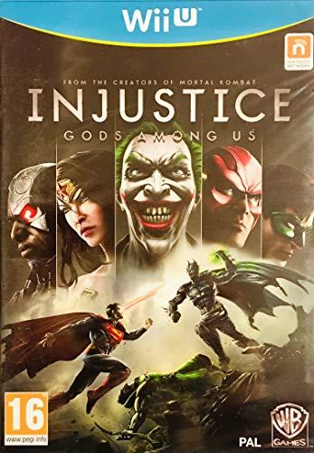 Jogo Injustice Gods Among Us Wii U