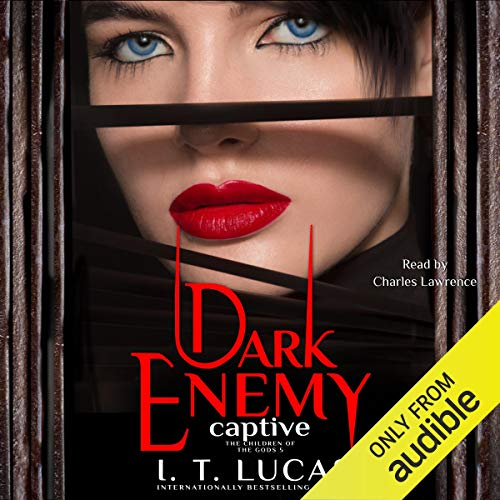 Dark Enemy Captive Audiobook By I. T. Lucas cover art