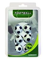 6 Stck. in Blisterverpackung 36 mm Ball für Kicker