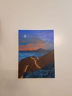 Home Decor Taif Painting Acrylic Handmade 100% TYA'S ART