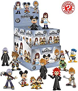 Funko Mystery Minis Disney's Kingdom Hearts Mini Toy Action Figure - 2 PACK BUNDLE