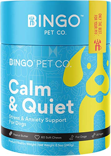 Bingo Pet Co. Calming Treats for Dogs