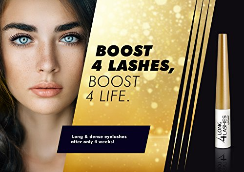 Long4Lashes FX5 Power Formula Wimpernserum by Oceanic