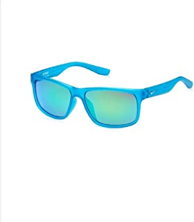 Nike Grey with Mild Green Flash Lens Cruiser R Sunglasses, Matte Neo Turquoise