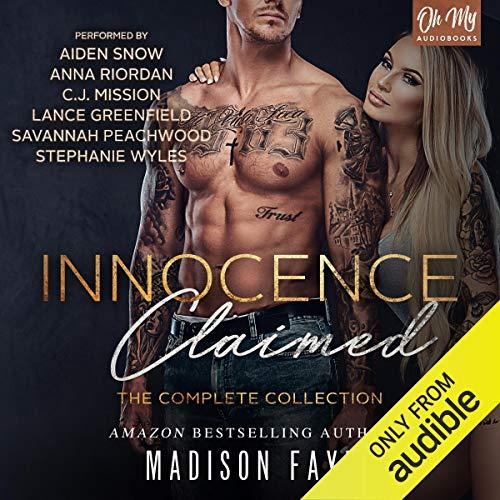 Page de couverture de Innocence Claimed