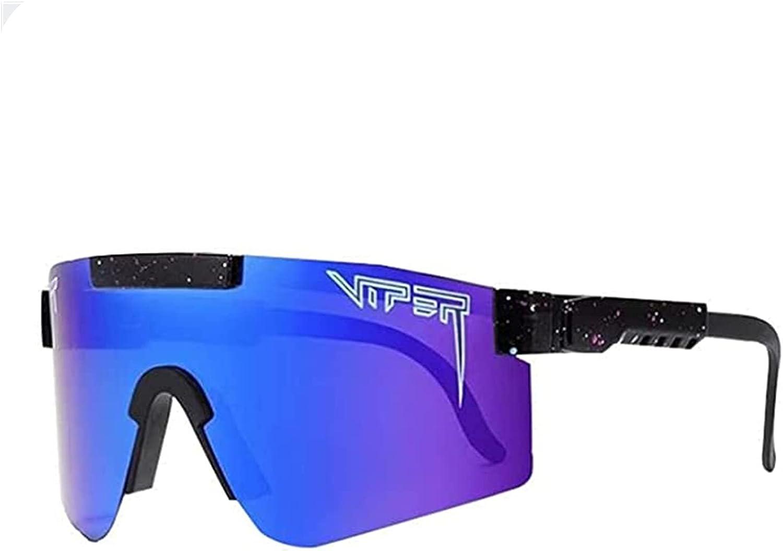 高品質 Pit-Viper Sunglasses Cycling 迅速な対応で商品をお届け致します Polarized Glasses for Men UV400 Wo