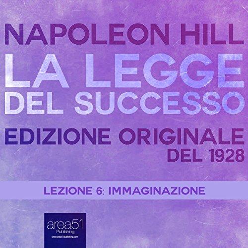 Immaginazione (La Legge del Successo 6) audiobook cover art