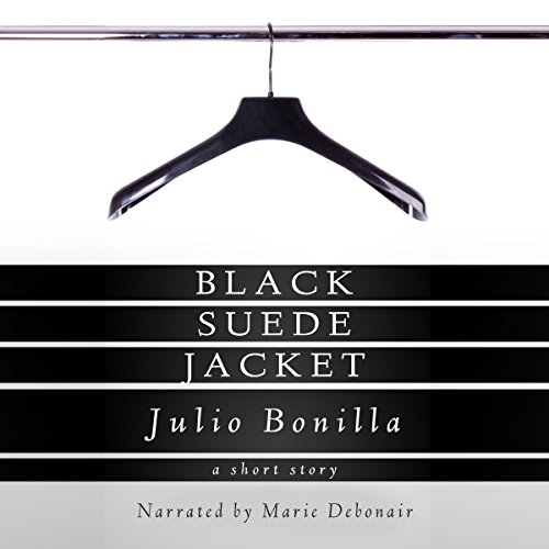 Black Suede Jacket audiobook cover art