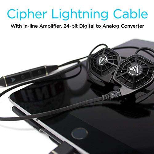 Audeze iSINE10 (with Lightning Cable)