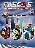 Cascos Formula 1 N.8 Max Verstappen