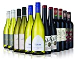 French Wine Red and White Mix - 12 Bottles (