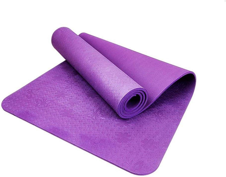Tasteless Yoga mat Beginners Yoga mat mat mat Widened Thickened