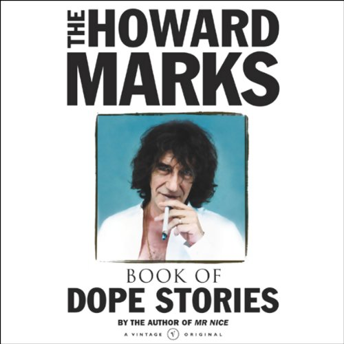 Howard Marks' Book of Dope Stories audiobook cover art