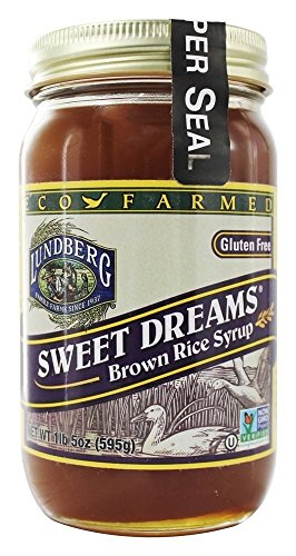Lundberg Eco-Farmed Sweet Dreams Brown Rice Syrup - 21 Ounce - 1 Pack