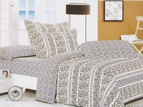 Zebra Leopard Twin XL Comforter Set Twin Extra Long