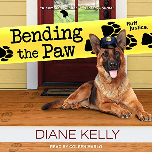 Bending the Paw cover art
