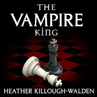 The Vampire King audiobook cover art