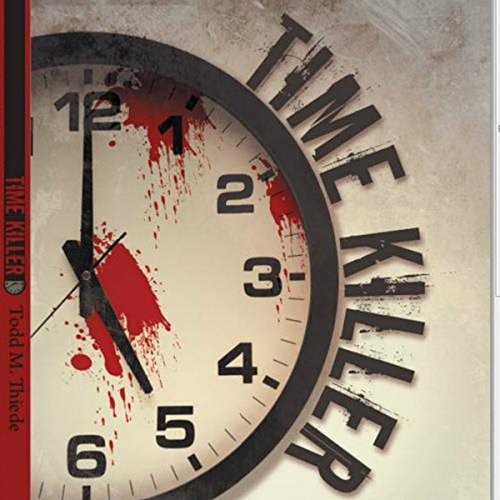 Time Killer audiobook cover art