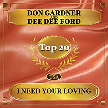 I Need Your Loving (Billboard Hot 100 - No 20)