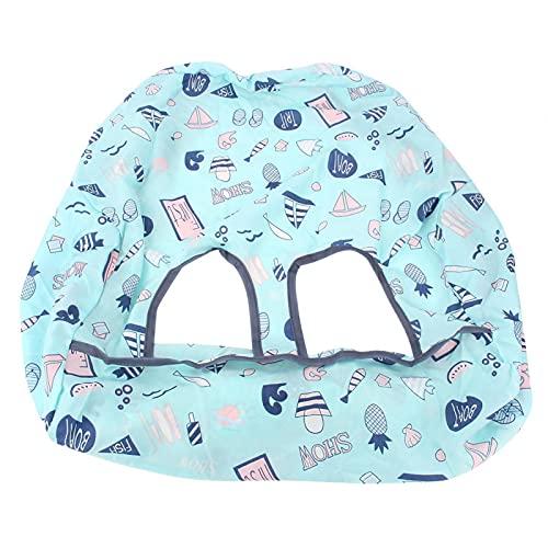 Kinderstuhl Sitzkissen, Trolley Soft Pad Umfassender Schutz Einfach zu verstauen und zu tragen Abnehmbar und waschbar zum Einkaufen für Babysitze