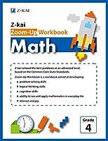 Zoom-Up Workbook Math Grade 4 (英語で算数を学ぶ Zoom-Up Workbook Math)
