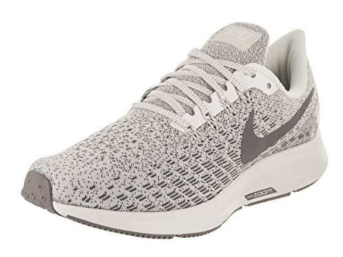 Nike Womens Air Zoom Pegasus 35 Running Shoes Phantom/Gunsmoke/Summit White 8.5 B(M) US