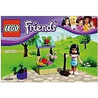 LEGO Friends: Emma's フラワースタンド セット 30112 (袋詰め)