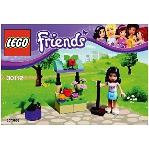 LEGO Friends 30112 Emmas Blumenstand / Flower Stand *Neu 2014*