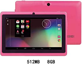 $199 » RIBITENS 7 inch HD Touch Screen Tablet PC Quad-Core 512MB + 4/8GB Dual Camera Children Adults Tablets