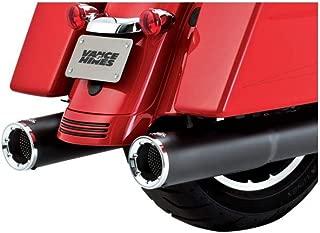 Vance & Hines 17-19 Harley FLHX2 Hi-Output Slip-On Exhaust (Black)
